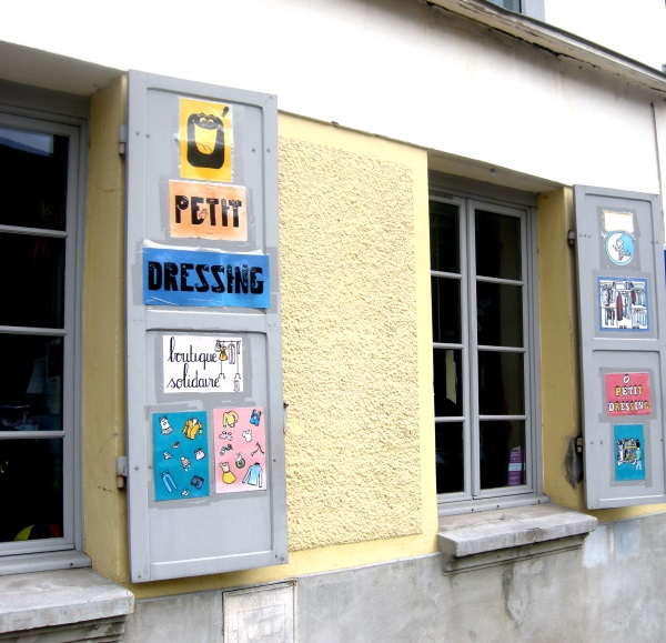 O' Petit Dressing - Boutique solidaire 91